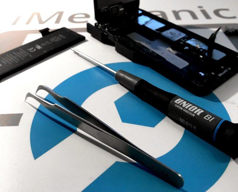 imechanic reparatur von Smartphone und Tablet